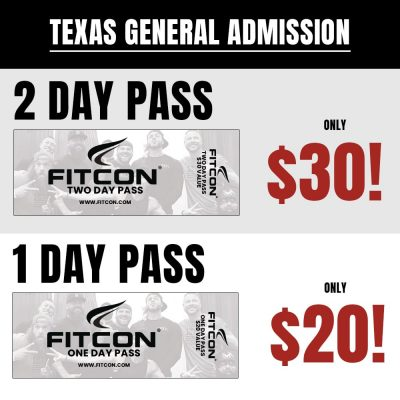 TEXAS General Admission